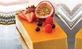 芒果热情果慕斯蛋糕烘焙班