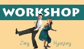 Zeng & Hyunjung workshop