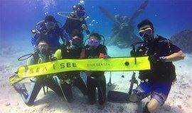 3月31日 探索水底世界,相约潜水乐趣体验活动
