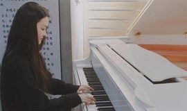 指尖跳跃  零基础钢琴免费课程