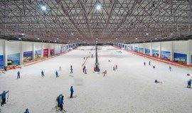 【优惠】北京首个室内滑雪场—乔波滑雪场来袭