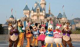 迪士尼乐园、Hello Kitty乐园、上海影视乐园 夜宿乌镇(长街宴+水灯会)、杭州西湖、灵峰探梅 四天双飞亲子纯玩团