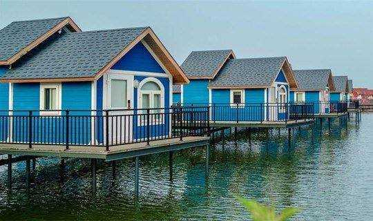 小马尔代夫--月坨岛--休闲养生两日游