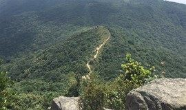 【55户外】穿越四方山 32座山头的挑战  3月11日