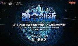 2018中国国际大数据融合创新 人工智能全球大赛(杭州)