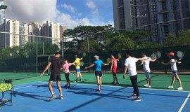 网球+架子鼓+瑜伽+自由搏击+咖啡,强迫自己在新一年坚持学习和运动!