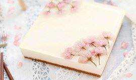 樱花豆腐慕斯蛋糕烘焙班