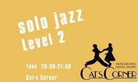 [周中班]Solo Jazz Level 2|爵士独舞初级