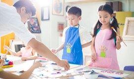 """和新学期有个约""""绘""""——三月开学季免费美术课程(儿童创意美术、素描二选一)"""