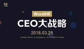 CEO大战略