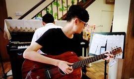 浪漫满屋钢琴吧 钢琴/古筝/声乐/吉他/尤克里里 趣味体验