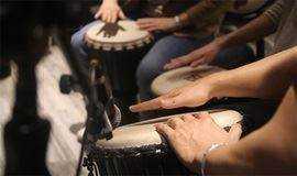 宝丽鑫非洲鼓队招募∣优秀的人都喜欢出去浪