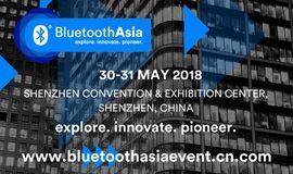 Bluetooth Asia 2018