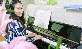 单人零基础钢琴速成课  1个小时让你学会一首钢琴曲