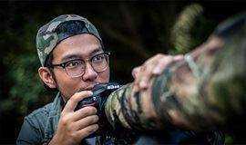 野生动物摄影师镜头背后的故事
