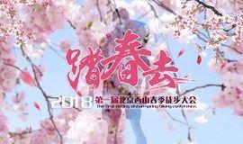 第一届北京西山春季徒步大会|3.24周六 踏春徒步静听花开,另辟蹊径探花寻柳