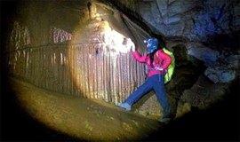 【洞穴探险spelunk】周六探索老道洞,地下世界初体验