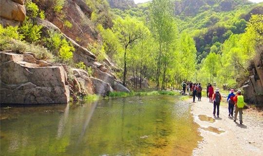 [3.17 周六] 香屯-水泉沟穿越