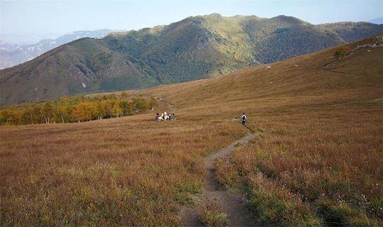 3.24 北京第一峰东灵山 小北灵 白桦林 江水河 独家线路 户外登山徒步旅行