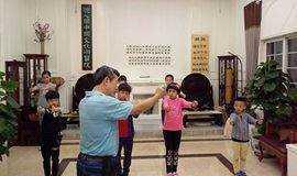 听心阁文化【每周一】青少年成人太极拳学习班