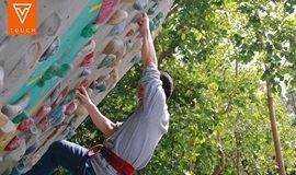 室外攀岩 你远比你想象中更坚韧