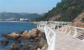 徒步最美海滨栈道,深圳必走线路