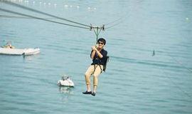 【周末一日】【金海湖】环湖徒步,拍工业小清新文艺大片,休闲摄影一日游!