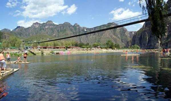 3.24周六,游仙西山,挑战玻璃栈道、赏天然溶洞、免费畅玩竹筏