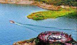 周六 周日 易水湖+太行水镇 赤壁外景地 北方小桂林 一日活动