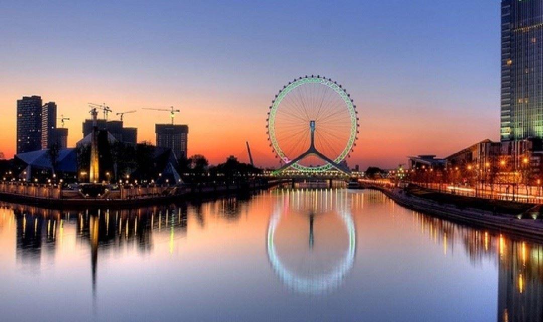 【周末活动】周六:天津纯一日游,天津之眼、古文化街、意大利风情街、五大道行摄之旅
