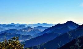 【清明小长假】挑战华东第一虐——千八穿越
