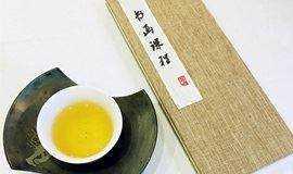 慈杯茶艺馆书法体验活动