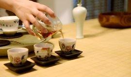 亲子茶艺体验 | 习茶道,知茶礼