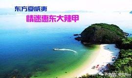 清明4.5日【露营】情迷惠东大辣甲— 露营 放孔明灯 沙排