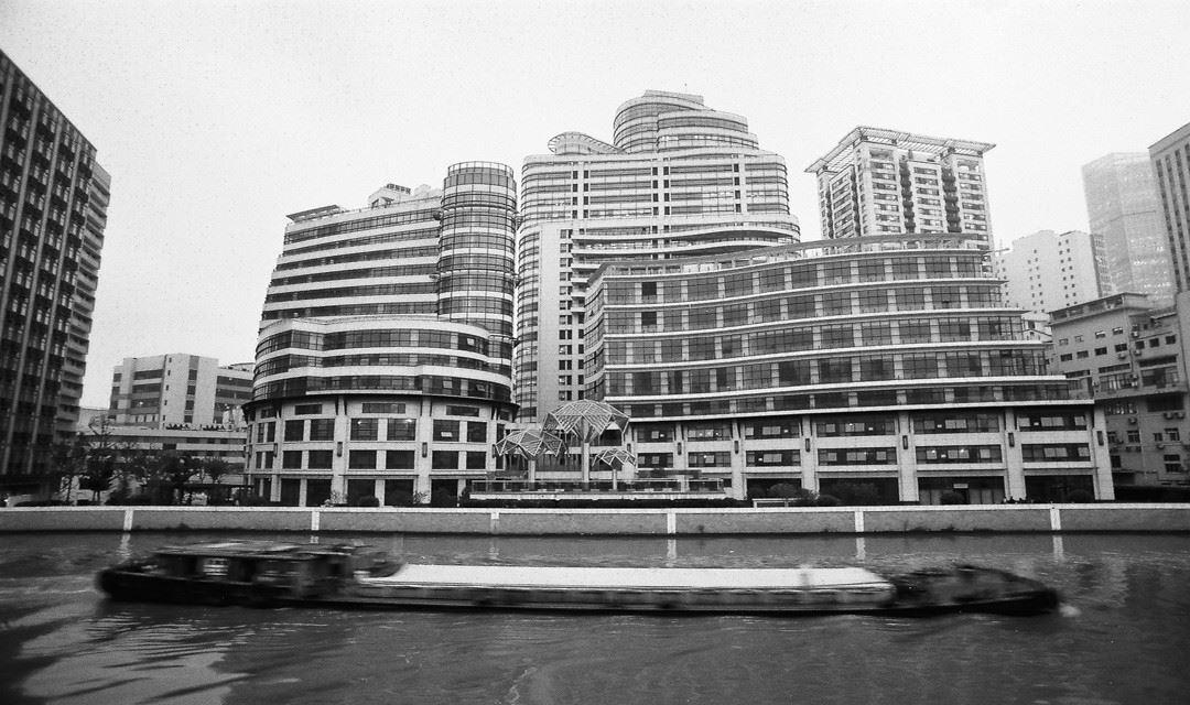 Citywalks 行走苏州河