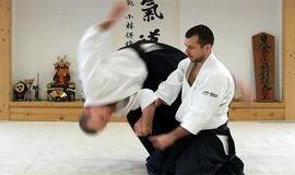 合气道(不言道场)体验课,防身必备,以柔克刚,减肥甩脂!!