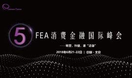 第五届FEA消费金融国际峰会