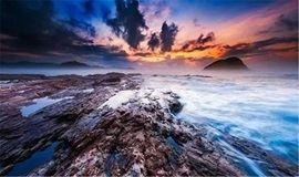 五一假期 3期【徒步海岸线】赏礁石,观骇浪|中国马尔代夫惠东黑排角海岸线徒步一天活动