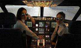 零基础驾驶空客A320客机,实现你的飞行梦!