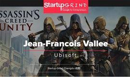 Startup Grind Chengdu #16 成都SG访谈第16期: Jean-Francois Vallee (Ubisoft 育碧成都)