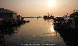 (每周六香港徒步)行走东澳古道,看沧海桑田,看港岛风情