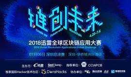 2018年迅雷全球区块链应用大赛决赛