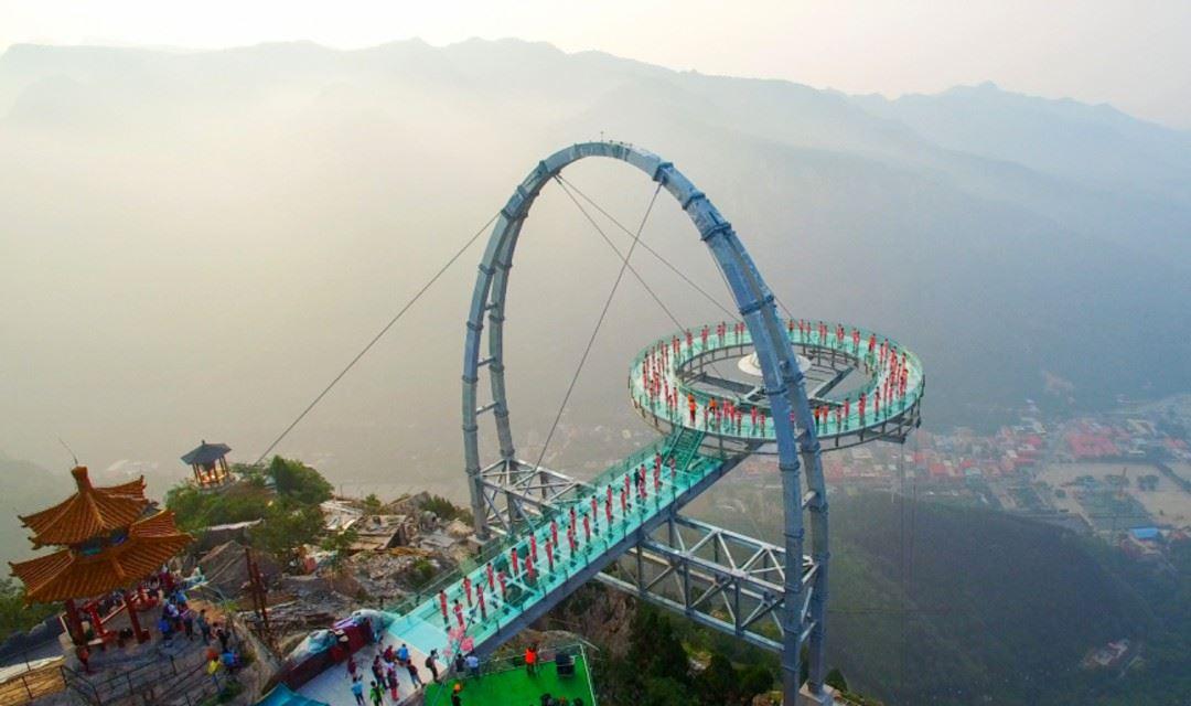 京东石林峡风景区1日跟团游*摄影跟拍,交友互动