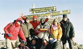 """""""7+2""""最高峰系列非洲乞力马扎罗龙盖线登山 8 Days"""