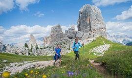 意大利多洛米蒂终极户外徒步