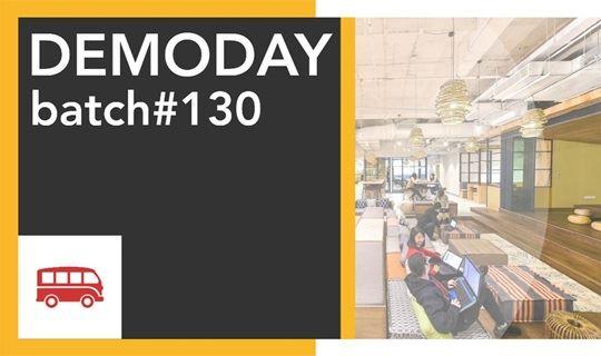 [Invitation] DEMO DAY Le Wagon Shanghai Batch#130