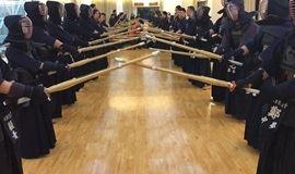 北京剑道会,初级剑道课程体验,感受武士道精神
