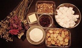 来做一份独一无二的网红雪花酥吧!【烘焙课程】