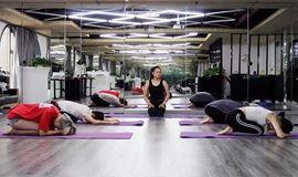【瑜悦身心】乐舞汇瑜伽体验