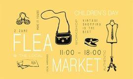 北京周末精品市集 - 亲子欢乐市集 The Local Flea Market @ Children's Day